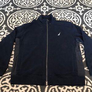 Nautica Sailing Sweatshirt Jacket